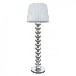 Lampa podłogowa DECO TS-060216F-CHWH Chrom Zuma Line