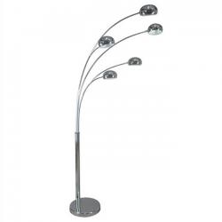 Lampa podłogowa ZODIAC TS-5805 Chrom Zuma Line