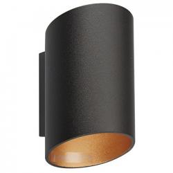 Lampa SLICE WL czarna...