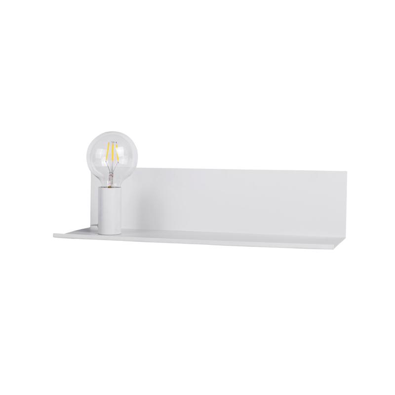 Lampa kinkiet SHELF CS-W088L-M biała Zuma Line