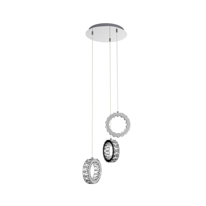 Lampa wisząca PLATT PL180407-3 Zuma Line