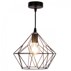 Lampa wisząca ATOM HP1799-30-BL Zuma Line