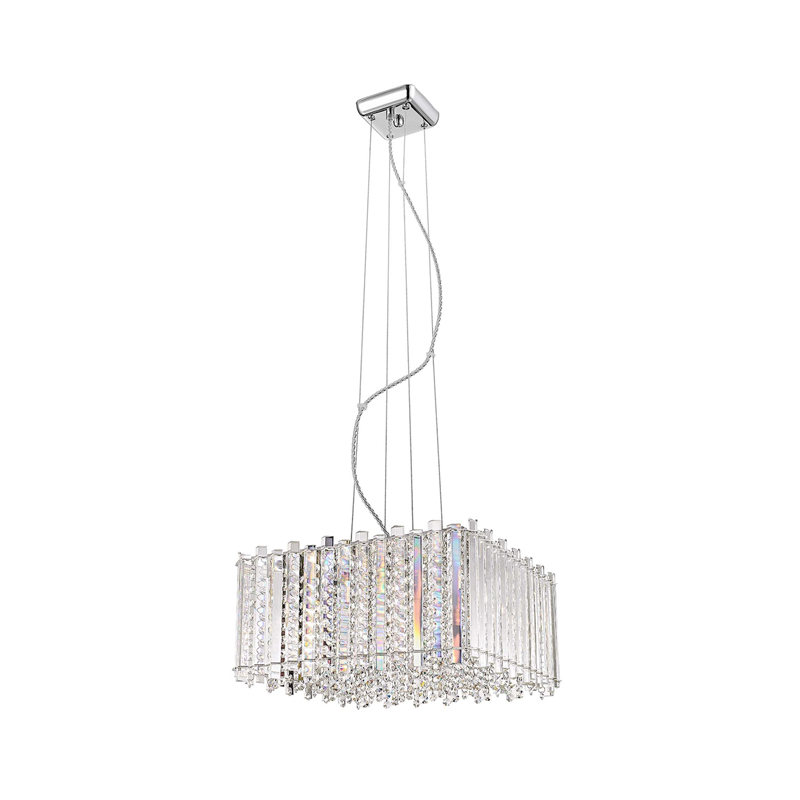 Lampa wisząca VENTUS P0465-05D-F4AC Zuma Line