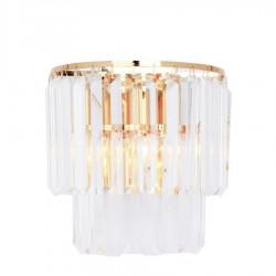 Lampa kinkiet AMEDEO 17106/2W-GLD Zuma Line