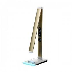 Lampa biurkowa LED Złota...